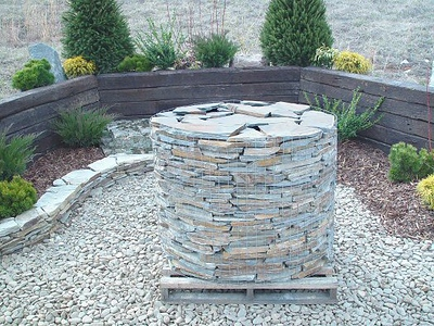 North Carolina BR blue ridge bluestone  *Special order, must be sold by the truckload.  Truckload can be combined with any NC/ BR stone.