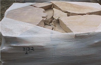 Tennessee SQM heavy flagstone  *Special order, must be sold by the truckload.  Truckload can be combined with any NC/ SQM stone.