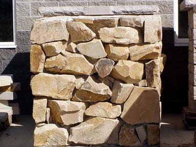 Utah MV rubble stone