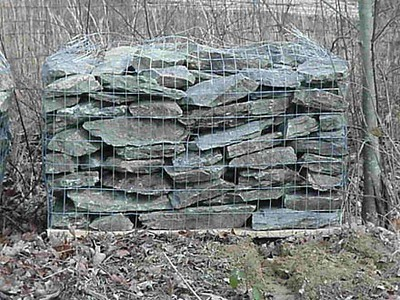 Tennessee CM 3-5 slate stack  PIA