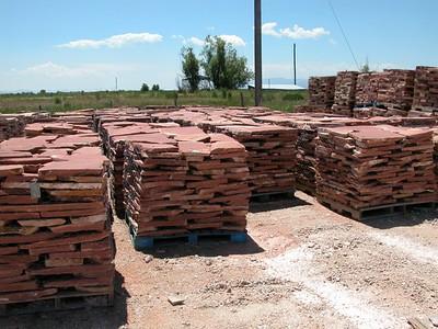 Utah QDS red flagstone