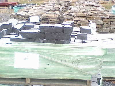 Virginia FQ quarry bricks  *Special order, must be sold by the truckload.  Truckload can be combined with any VA/ FQ stone.  This stone can also be picked up by TDH in Harrisonburg, VA.