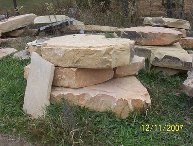 Tennessee CM flagstone steppers  *PIA