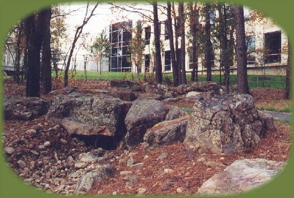 Arkansas/ Oklahoma natural boulders
