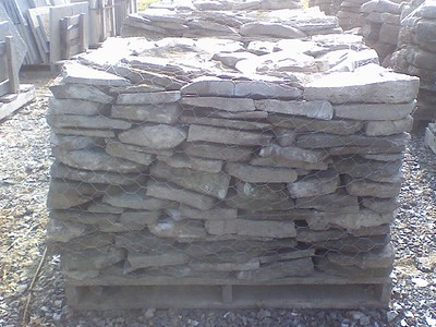 Pennsylvania PM thin wallstone  *Easily accessible.  This stone is typically carried in stock