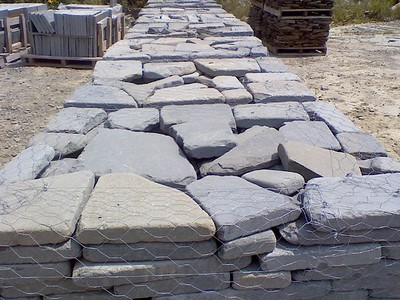 Pennsylvania Tumbled bluestone  *Special Order.  This stone is not typically carried in stock but can be added to a truck or picked up by TDH