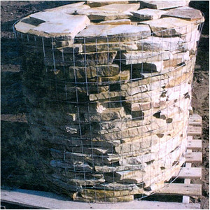 Tennessee SQM thin stack stone  *Special order, must be sold by the truckload.  Truckload can be combined with any NC/ SQM stone.