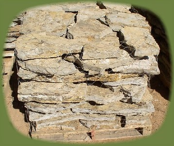 Arkansas/ Oklahoma pouteau mountain high ridge flagstone  *Special Order.  This stone must be ordered by the truckload.  Can be combined with any stone from AR/OK stone