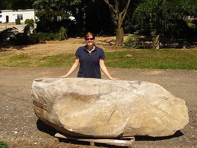 Tennessee/ Virg large boulder  *Special order.  This stone must be ordered by the truckload.  Can be combined with any other TN/ Virg stone