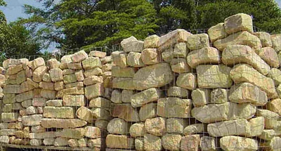 Tennessee CM flagstone rubble  *PIA