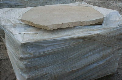 Tennessee SQM regular flagstone  *Special order, must be sold by the truckload.  Truckload can be combined with any NC/ SQM stone.