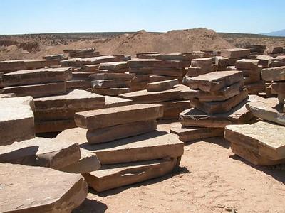 Utah QDS desert bronze slab