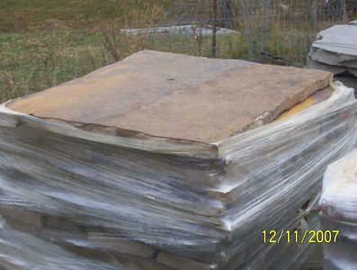 Tennessee CM large flagstone  *PIA