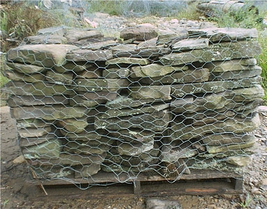 North Carolina SQM Smokey mountain regular fieldstone  *Special order, must be sold by the truckload.  Truckload can be combined with any NC/ SQM stone.
