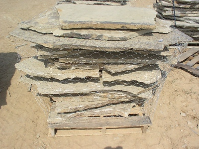 Arkansas/ Oklahoma Choctaw multiblend stone  *Special Order.  This stone must be ordered by the truckload.  Can be combined with any stone from AR/OK stone