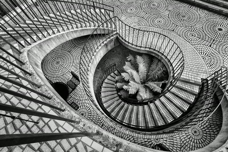 Embarcadero Stairs 4