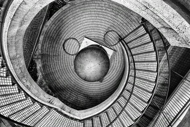 Embarcadero Stairs 1