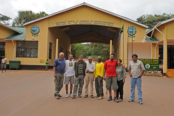 tanzania, bagh, safari