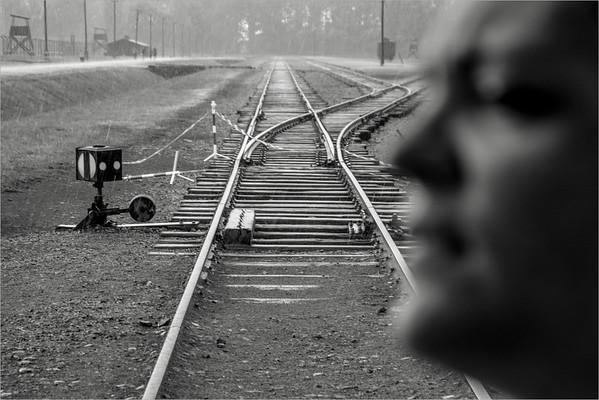 Auschwitz: the railway