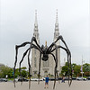 The Maman Statue in Ottawa