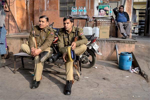 police in Jaipur
