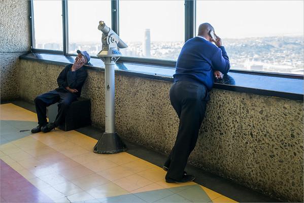 "Johannesburg - In cima al ""Top of Africa"""