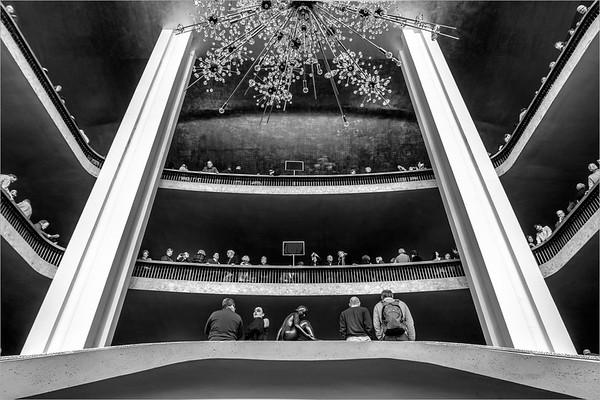The Metropolitan Theater Hall