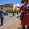 water seller in Meknes