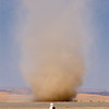 Dust devil - Merzouga