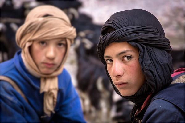 young shepherds