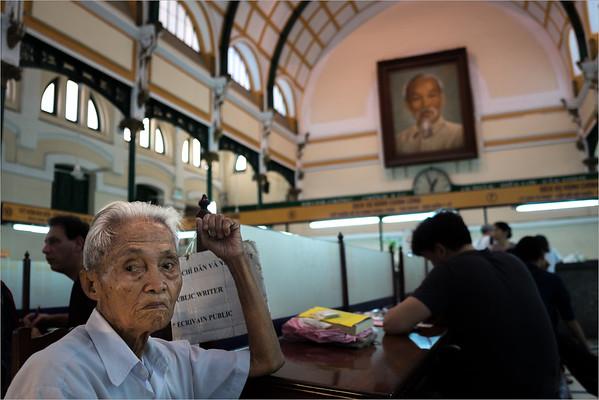 Ho Chi Minh City - Post Office