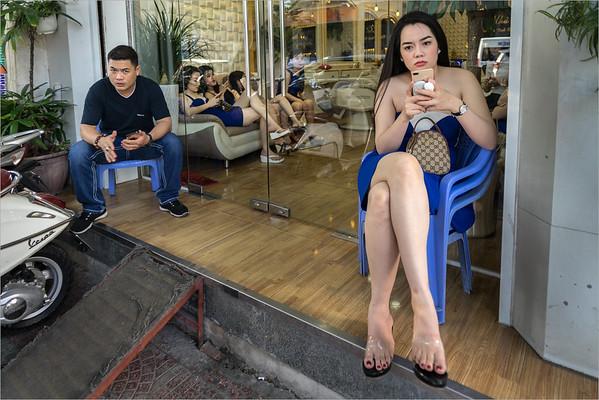 Ho Chi Minh City - A brothel