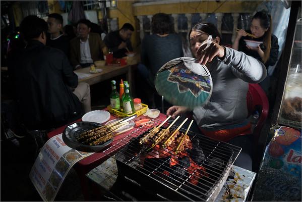 Hoi An - Street Food district