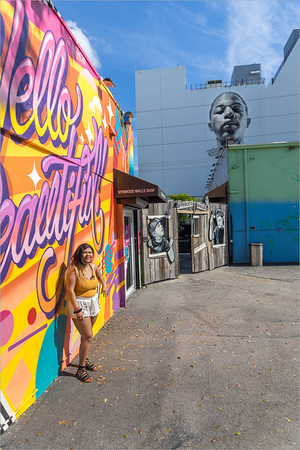Miami - Wynwood Wall
