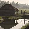 Village hit in rural Bengal
