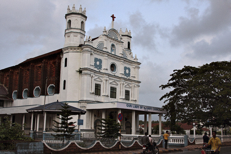 A church in Goa