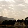 Lake and Palace in Bundi in Rajasthan