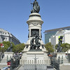Pioneer monument in San Francisco