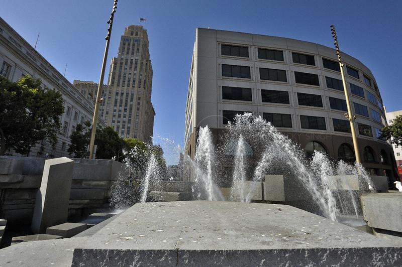 Fountain in San Francisco