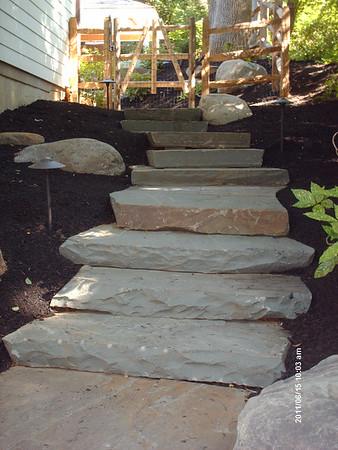 Walls & Steps