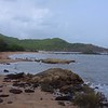 Beach on the Konkan coast in western India
