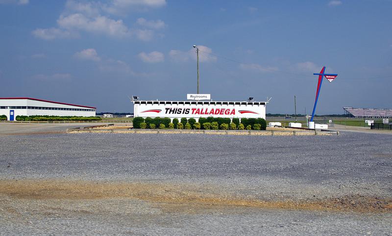 Talladega Superspeedway (sans Ricky Bobby)
