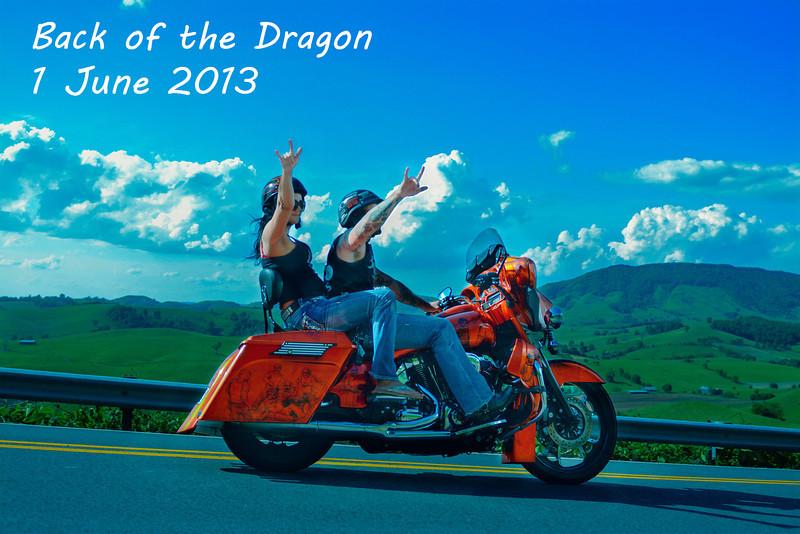 "1 June 2013           ""Back of the Dragon"" ""1 June 2013"""