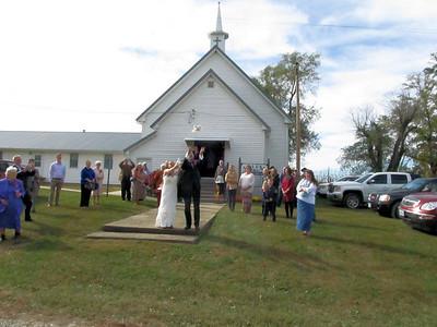 Mark & Virginia's Wedding