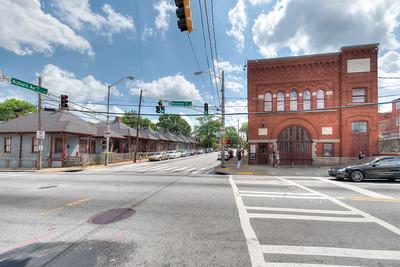 Auburn Avenue Fire Station #6 Martin Luther King Jr National Historic Site Georgia