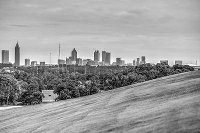 City of Atlanta Skyline