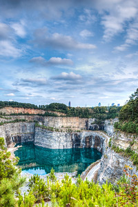 The Bellwood Quarry, Atlanta Georgia