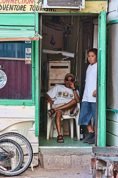 Orange Walk, Belize  - January