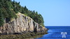 Cliff on Briar Island Nova Scotia