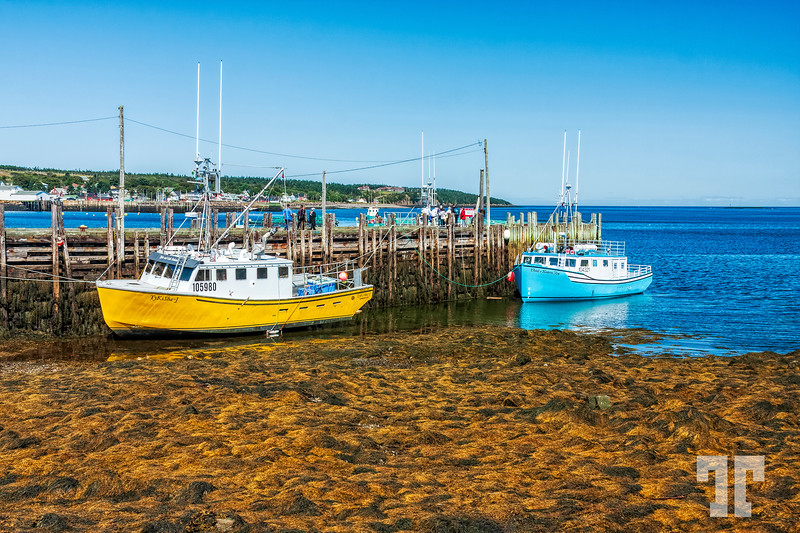 two-boats-briar-island-low-tide